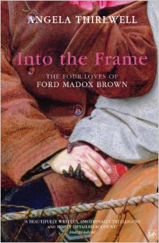 into the frame by angela thirlwell